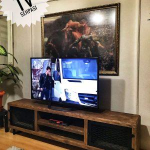 KCBD3304 300x300 - Masif Tv Sehpası