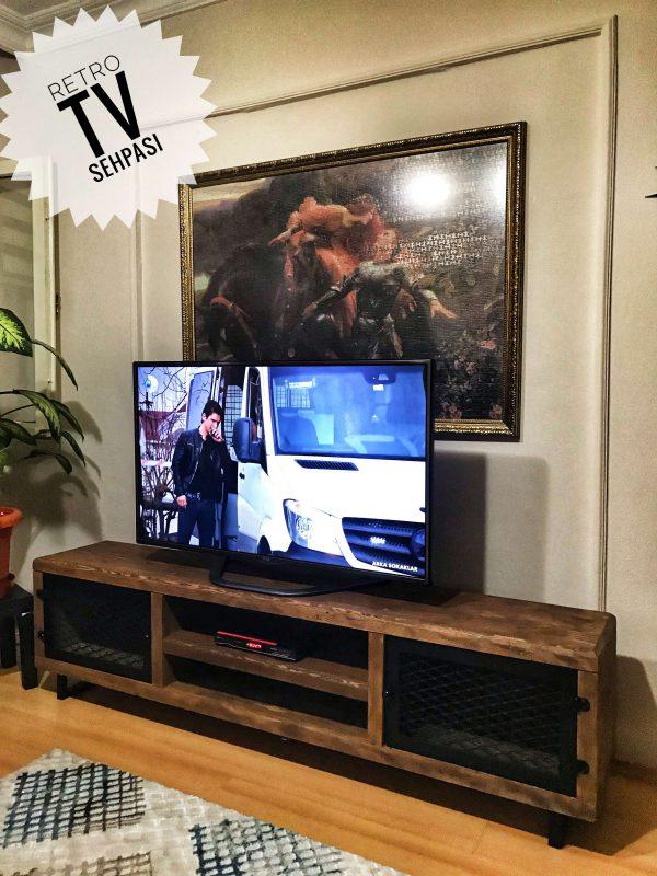 KCBD3304 600x800 - Masif Tv Sehpası
